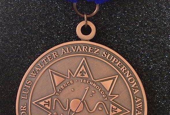 Supernova medal